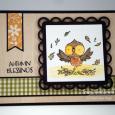 Tracy MacDonald - Nutmeg & Thanksgiving Feast Sentiments
