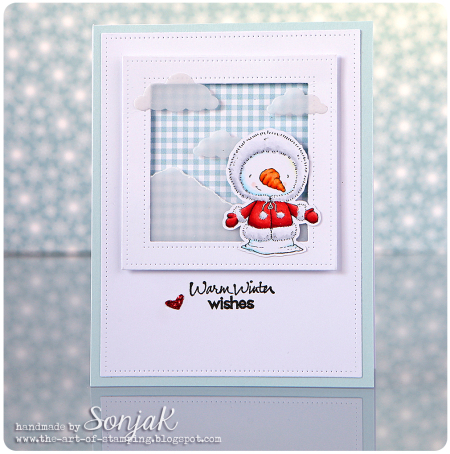 Sonja Kerkhoffs - Chilly Card