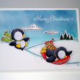 Tracy MacDonald - Dash and Jingle Card