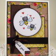 Tracy McDonald - Be Mine Thank You Card