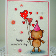 Tracy McDonald - Happy Valentine's Card