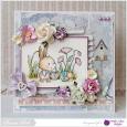 Susen Srb - Winston Garden Blooms Card