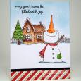 Tracy MacDonald - Jolly Pine House Card