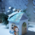 Sally On - Forrest House Ornament