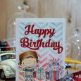 Sally On - Happy Birthday from Rayne