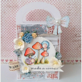 Susen Srb - May and Sprout with Mushroom Trio bag