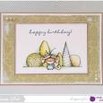 Susen Srb - Happy Birthday Elliot Card