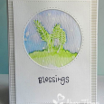 Nancy Thomas POD Foliage Little Church sentiment