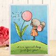 Joy Taylor - Wishing card