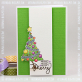 Agnieszka Danek-Wisniak - Christmas Tree Card