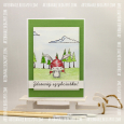 Agnieszka Danek-Wisniak - Birch and 2 Forests Get Well Card