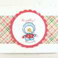 Amy Yang - Chilly Be Jolly Card