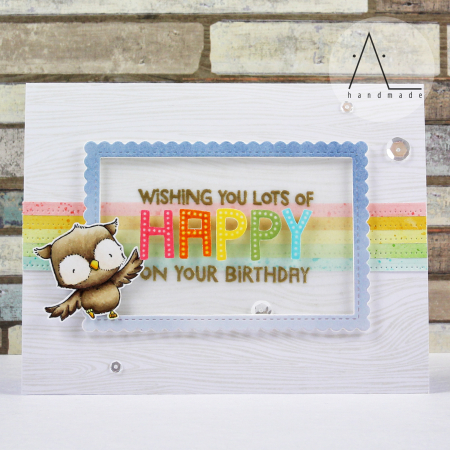 Anna Lorenzetto - Lilly Happy Birthday Card