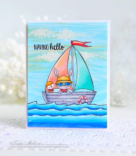 Kay Miller - SS Minow Card