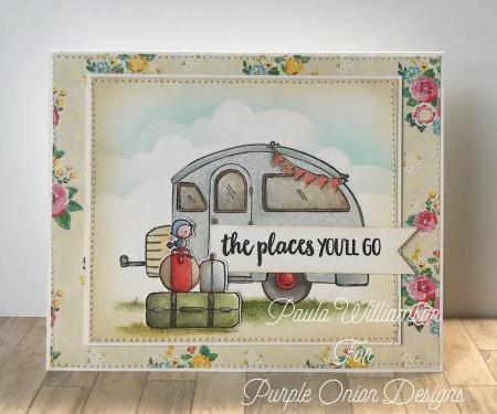 Paula Williamson - Camper Card