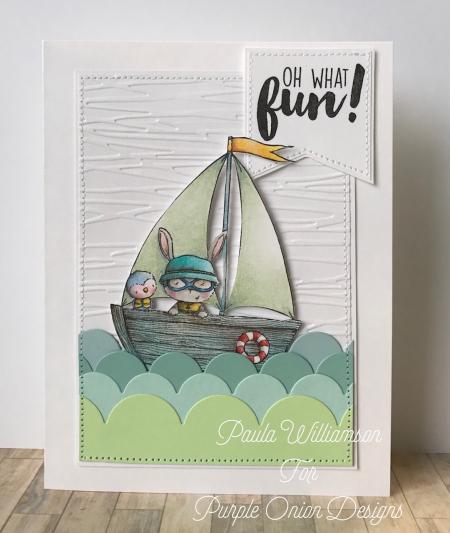 Paula Williamson - SS Minow Card
