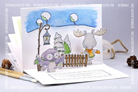 Agnieszka Danek-Wisniak - Book - Egg Nog and Spruce