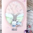 Sandra bischoff -chloe and charlotte spring card