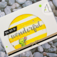 Anna Lorenzetto - Bell You are So Wonderful Card