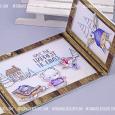 Agnieszka Danek-Wisniak - triptych card - inside detail