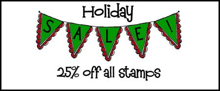 Holiday 2014 sale banner