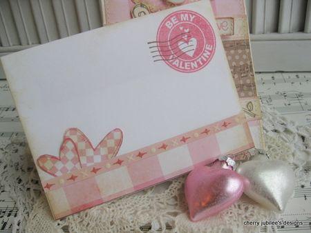 Cherry Nelson - Valentine Envelope