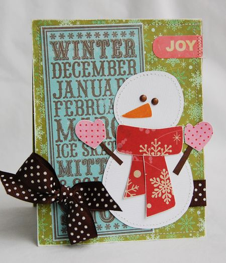 Roree Rumph - Joy Winter Noteblock