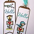 Simone Schwagler - Hello Bookmarks