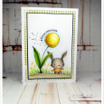 Debra James _ Willa & Wishing Flower Card