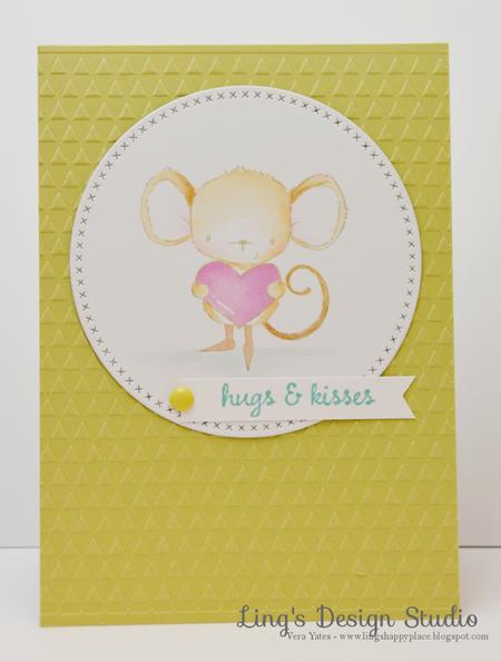 Vera Yates - Heartfelt Card