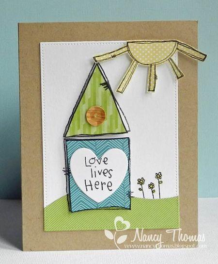Nancy Thomas POD Home Sweet Home 2