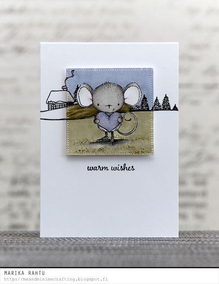Marika Rahtu - Heartfelt Card