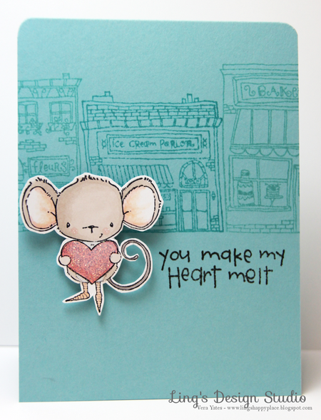 Vera Yates - Heartfelt Hometown Card