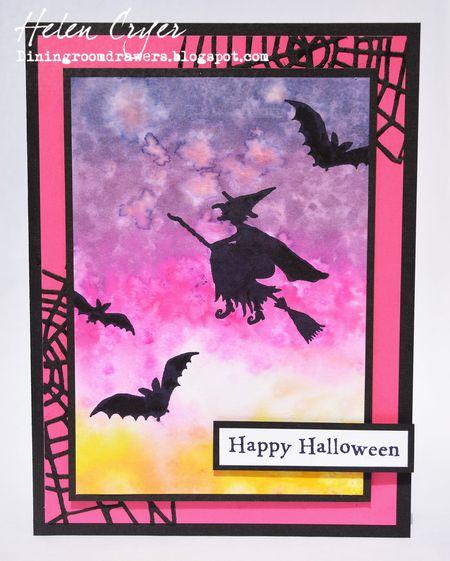 Helen Cryer - Halloween