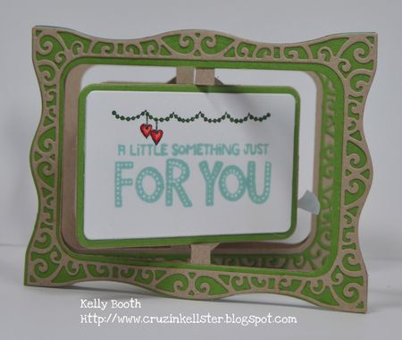 Kelly Booth - Forrest and Meadow Gift Card - front
