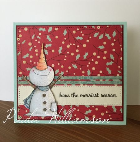 Paula Williamson - Jolly Card