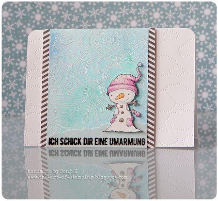 Sonja Kerkhoffs - Winterberry Card