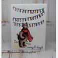 Debra James - Willard Lights Merry & Bright Card