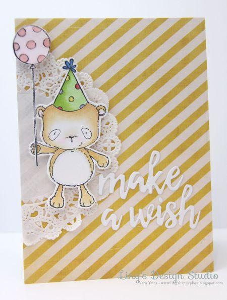 Vera Yates - Happy Card