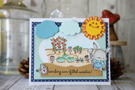 Sally On - Sending You Sun Filled Wishes ~ 1
