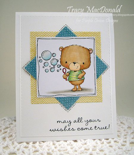 Tracy MacDonald - Jackson Card