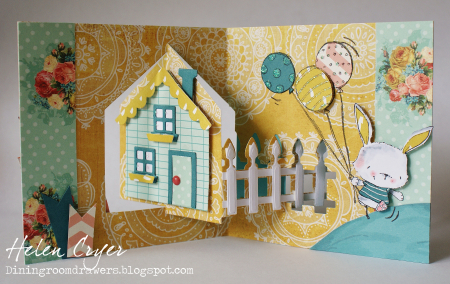 Helen Cryer - House 1