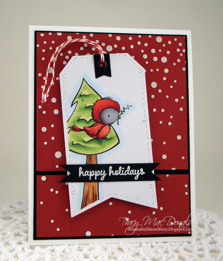 Tracy MacDonald - Peep Happy Holidays