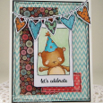 Tracy MacDonald - Happy, Instant Film Frame, Hearts on a String & Sweet Occasions Sentiment Set