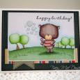 Tracy MacDonald - Jackson Birthday Card