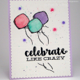 Tracy MacDonald - Celebrate Like Crazy Balloons