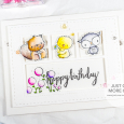 Julia Altermann - Cute Critter Scene with Purple Onion Designs and Pretty Pink Posh-1