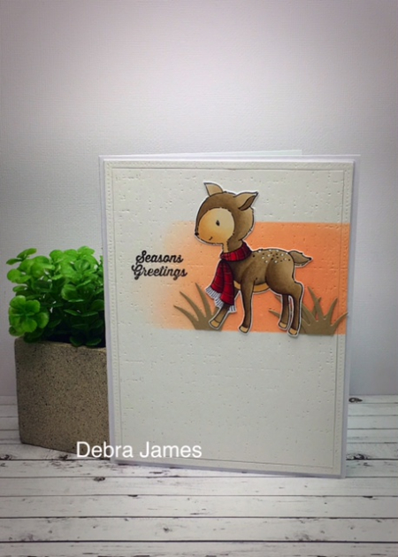Debra James - Meadow Card