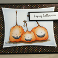 Danielle Kennedy - Happy Pumpkins Halloween Card