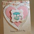 Danielle Kennedy - Sweetheart Valentine's Card